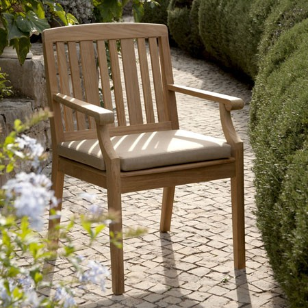 Barlow Tyrie Chesapeake Armchair (Dining)