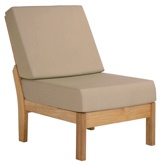 Barlow Tyrie Haven Deep Seating Module Middle