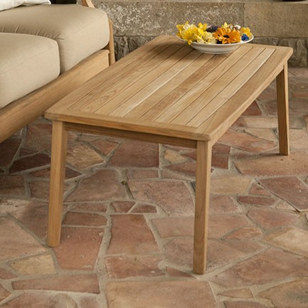 Barlow Tyrie Chesapeake 120cm Coffee Table