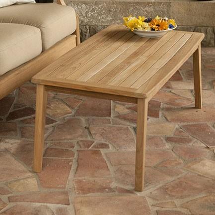 Barlow Tyrie Chesapeake 120cm Coffee Table