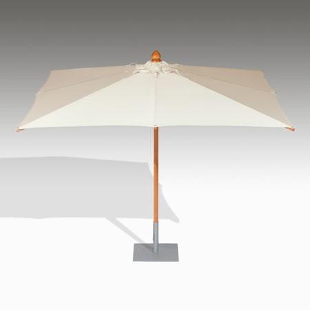 Barlow Tyrie Napoli 3m Square Tilting Parasol
