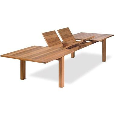 Barlow Tyrie Apex Extending Dining Table