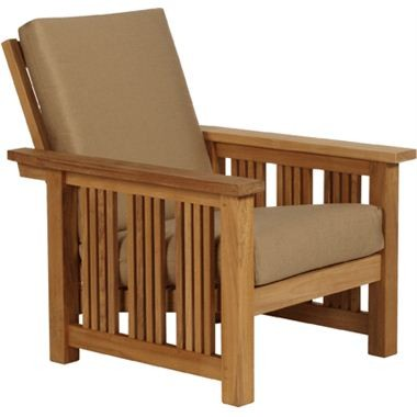 Barlow Tyrie Mission Reclining Armchair