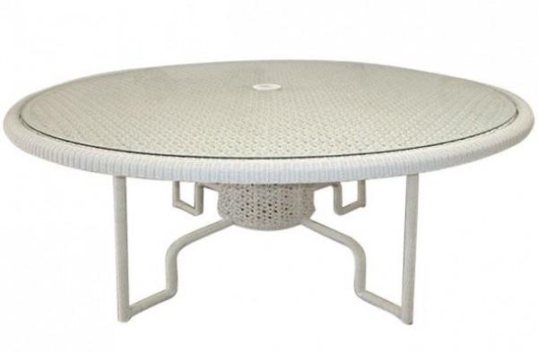 Barlow Tyrie Kirar Dining Table Circular Driftwood (150)
