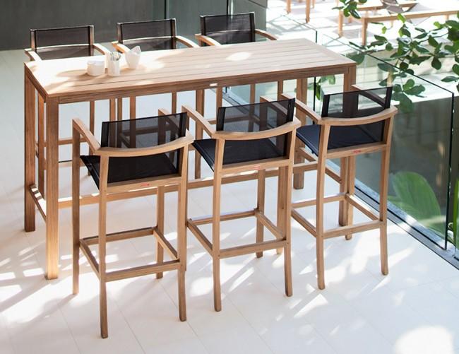 Royal Botania Xqi Bar Table Xqi 200 H