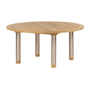 Barlow Tyrie Equinox Teak Circular Dining Table (150)