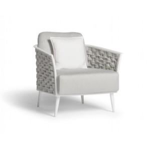 Manutti Cascade 1s Chair - Silver