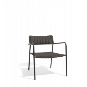 Manutti Large Echo Armchair - Anthracite