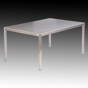 Barlow Tyrie Equinox Dining Table Rectangular With Ceramic Table Top (150)