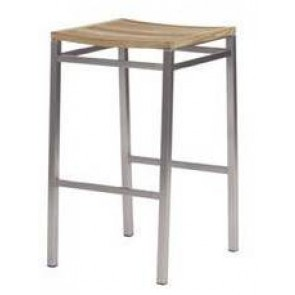 Barlow Tyrie Equinox High Dining Stool Teak