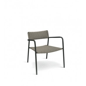 Manutti Large Echo Armchair - Bronze