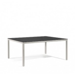 Manutti Quarto Low Rectangular Dining Table