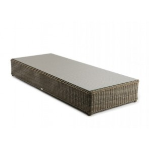 Manutti San Diego Sunbed/Large Coffee Table