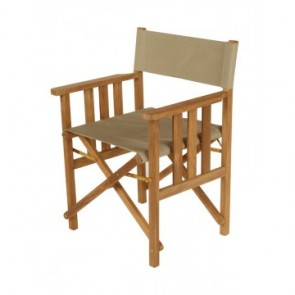 Barlow Tyrie Safari Folding Chair Spring