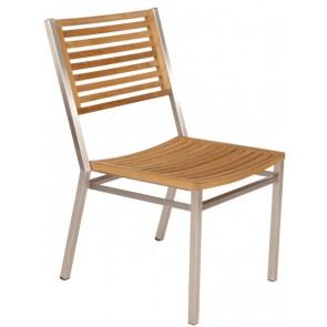 Barlow Tyrie Equinox Side Chair Teak