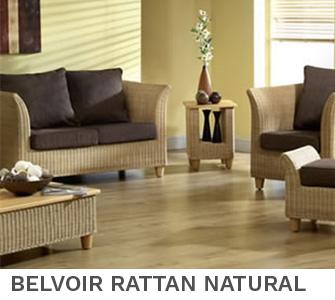 Belvoir Rattan Natural