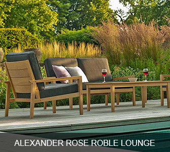 Alexander Rose Roble Lounge