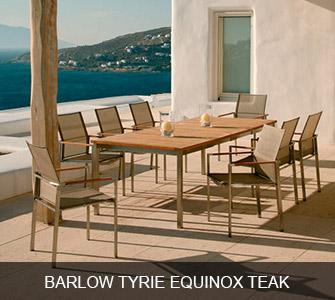 Barlow Tyrie Equinox Teak