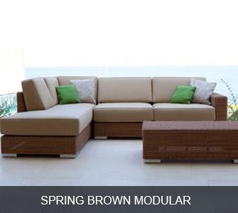 Spring Brown Modular
