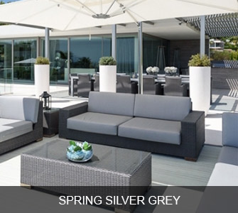 Spring Silver Grey