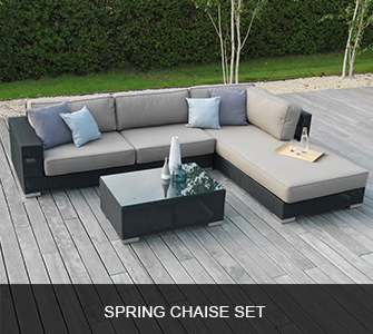 Summerloom Spring Chaise Set