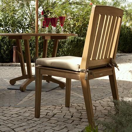Barlow Tyrie Chesapeake Side Chair