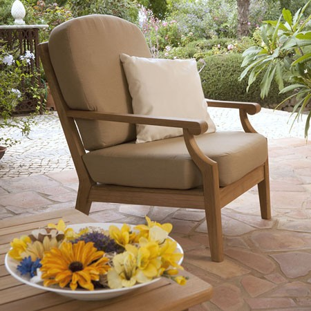 Barlow Tyrie Chesapeake Deep Seating Armchair