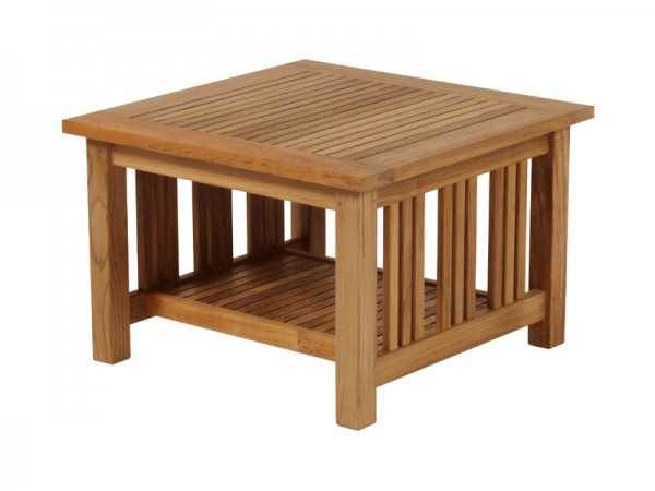 Barlow Tyrie Mission Coffee Table