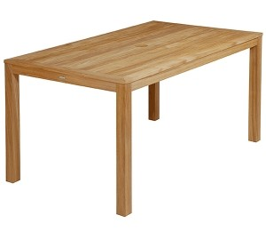 Barlow Tyrie Linear Dining Table (150)