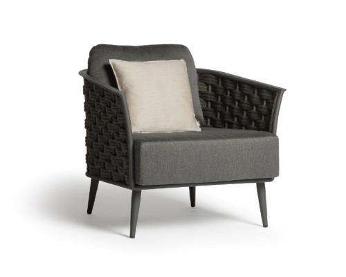 Manutti Cascade 1s Chair - Anthracite