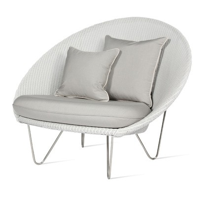 Vincent Sheppard Gigi Lounge- Stainless Steel