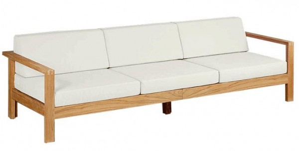 Barlow Tyrie Linear 3 Seater Settee