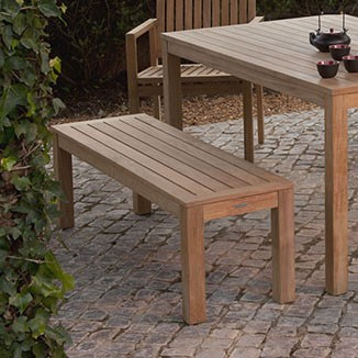 Barlow Tyrie Linear Backless Bench 135cm