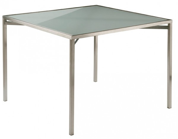 Barlow Tyrie Quattro Dining Table (100)