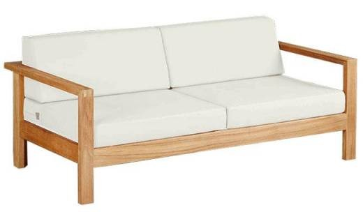 Barlow Tyrie Linear 2 Seater Settee