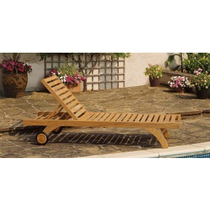 25% Discount | 2 x Barlow Tyrie Stock Clearance Brand New Capri Standard Lounger