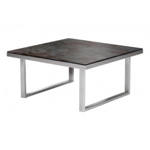 Barlow Tyrie Mercury Ceramic Square Low Table (76)