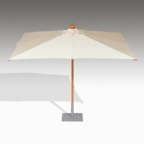 Barlow Tyrie Napoli 3m Square Tilting Parasol