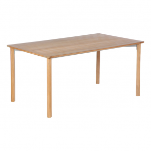 Barlow Tyrie Atom Dining Table 150cm