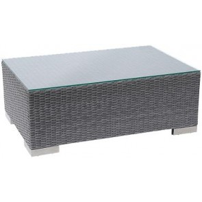 Spring Coffee Table Silver Grey
