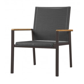 Barlow Tyrie Aura Deep Seating Armchair Graphite