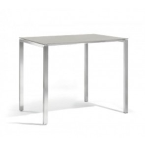 Manutti Trento Rectangular High Bar Table