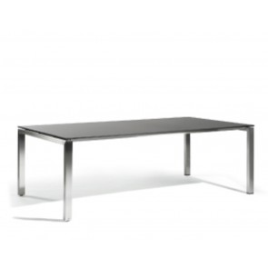Manutti Trento Low Rectangular Dining Table