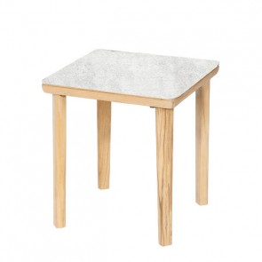 Barlow Tyrie Monterey Side Table 50cm - Frost