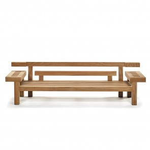 Royal Botania Nara Garden Bench NAR 265