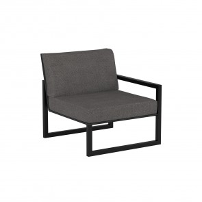 Ninix Lounge Left Arm Chair NNXL 80 LT