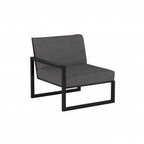 Ninix Lounge Right Arm Chair NNXL 80 RT