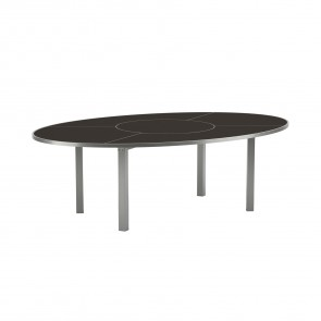 O-Zon 240cm Oval Dining Table OZN 240