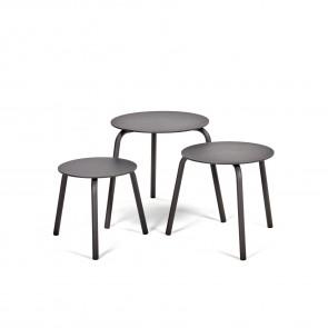 Royal Botania Samba Side Table Set T3