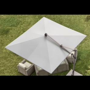 Glatz Sombrano Cantilever Parasol 3.5m x 3.5m Square Including Moveable Base